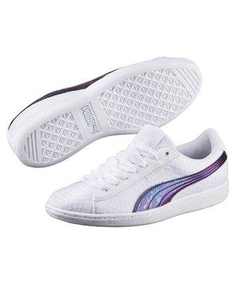 Puma Women's Vikky Swan Sneaker In