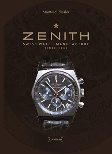 Telecharger Zenith Swiss Watch Manufacture Since 1865 Francais Pdf By Manfred Rossler Telecharger Votre F Telecharger Pdf Telechargement Hunger Games Livre