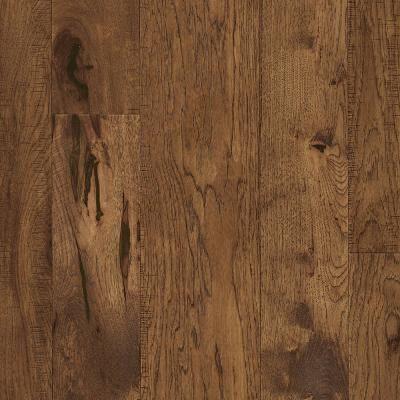 Bruce Hydropel Hickory Medium Brown 7 16 In T X 5 In W X Varying L Waterproof Engineered Hardwood Flooring 22 6 Sq Ft Ehwr54l60w The Home Depot Engineered Hardwood Flooring Engineered Hardwood Walnut Hardwood Flooring