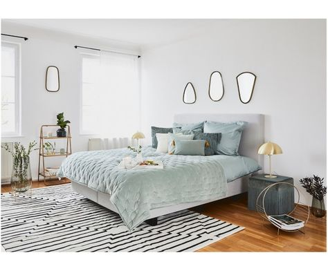 Specchio Design Per Camera Da Letto.Set Specchi Da Parete Artsy 7 Pz En 2020 Dormitorios