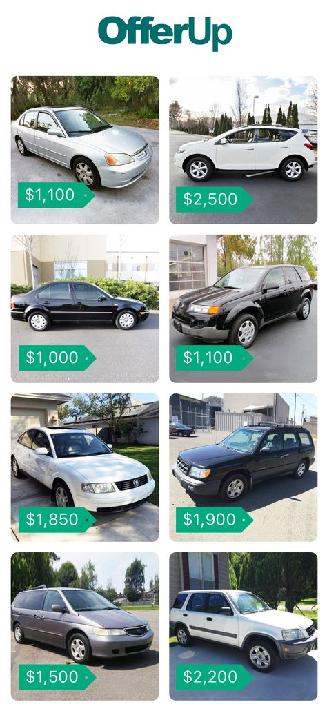 Offer Up Cars For Sale >> The Simplest Way To Buy And Sell Locally Offerup Is The