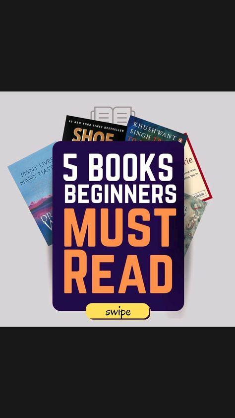 5 Books Beginners must read in 2021