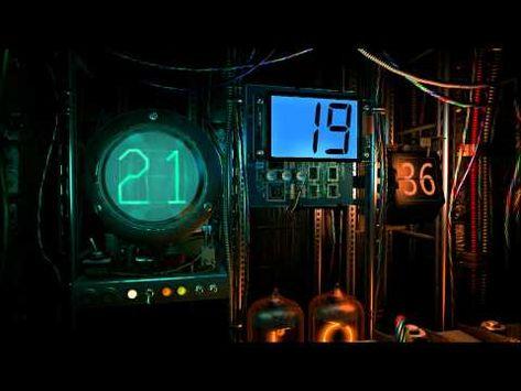3planesoft Premium 3d Screensaver Digital Clock Youtube With Images Screen Savers Digital Clocks Clock