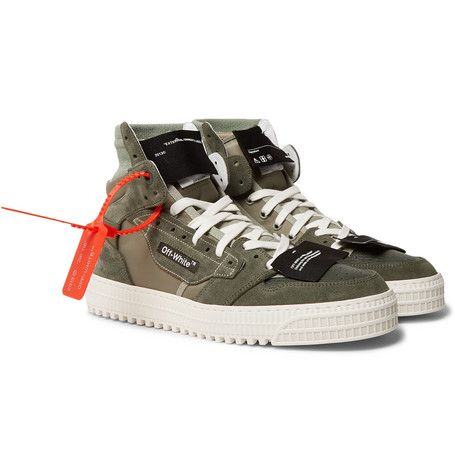 """Off-white """"off-court"""" 3.0 Army Green"""