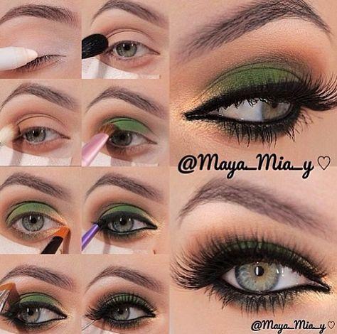 Would go great on my wife's beautiful hazel eyes! Camo inspired!