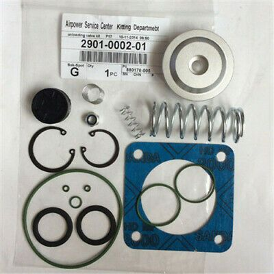 2901000201 Intake Valve Service Kit Spare Parts Fit Compressor Atlas Copco Q Zx Service Kits Spare Parts Compressor