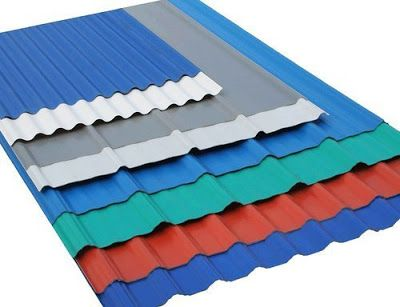 Improvement And Comfort Just At Your Finger Tips In 2020 Roofing Sheets Pvc Roofing Metal Roof