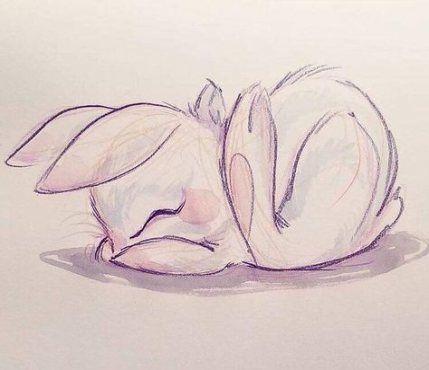 66+ Best Ideas Drawing Cute Rabbit Tattoo Ideas #drawing #tattoo