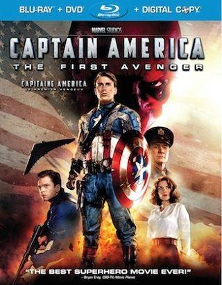 Captain America - The First Avenger 2011 Dual Audio Hindi