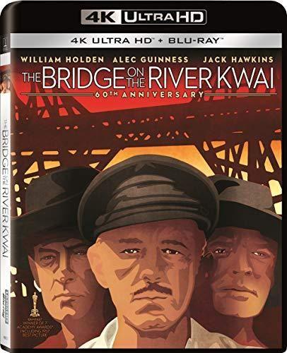 The Bridge on the River Kwai: 60th Anniversary (4K Ultra HD + Blu-ray) - Default