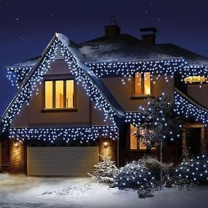 Bright Led Outdoor Christmas Lights Bestwhiteledchristmaslightsreviews Christmaslights White Christmas Lights Outdoor Christmas Lights Christmas House Lights