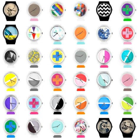 Instawatch by may - design your own watch