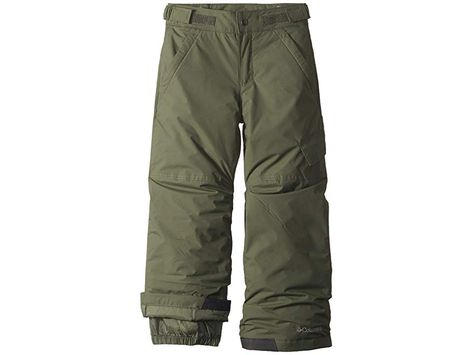a079007ff3bb Columbia Kids Ice Slopetm II Pants (Little Kids Big Kids) (Cypress ...