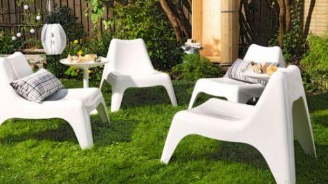 Ikea Tavoli E Sedie Per Giardino.Le Novita Ikea Per Il Giardino 2013 Come Arredare Gli Open Space