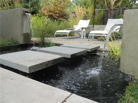 Swimming Pool Huettl Landscape Architecture Walnut Creek Ca Water