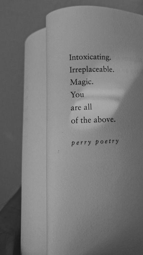 perry poetry