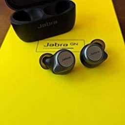 Amazon Com Jabra Elite Active 75t Earbuds Alexa Built In True Wireless Earbuds With Charging Case Navy In 2020 Wireless Earbuds Earbuds Bluetooth Earbuds Wireless