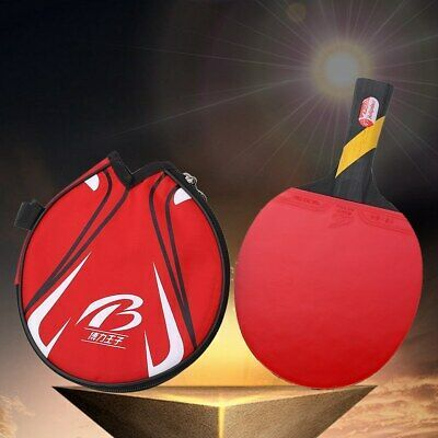 Advertisement Ebay Boliprince Ping Pong Paddle Bats Table Tennis Racket For Shake Hand Grip Players Table Tennis Ping Pong Paddles Table Tennis Racket