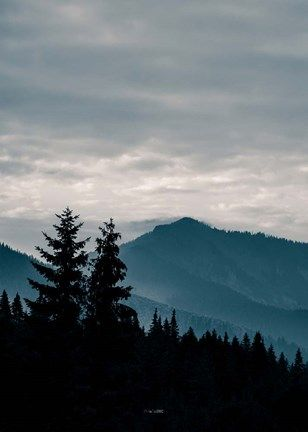 Blue Mountains Vii By Photoinc Studio Nature Photography Mountain Photography Landscape