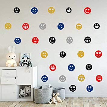 Red And Black Mix Wallpaper New Amazon 10 Different Figures Smiling Faces Polka Dot Of Red An Wallpaper Red Wallpaper Smile Face