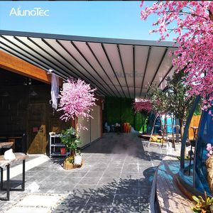 Waterproof Pvc Retractable Awning Pergola Systems Buy Retractable Awning Motorized Pergola System Retractable Perg In 2020 Aluminum Gazebo Pergola Pergola Pictures