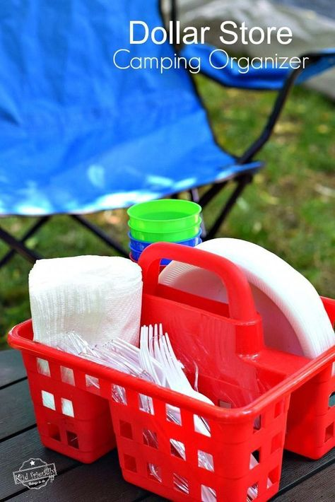 OVER 25 Camping Hacks, Tips, and Kid Friendly Recipes for Camping with Kids. Make a family camping adventure fun and easy with these tips, hacks, idea. - camping - Camping World Diy Camping, Camping Ideas, Camping Hacks With Kids, Camping Games Kids, Backyard Camping, Camping Lights, Camping Supplies, Camping Checklist, Camping Essentials