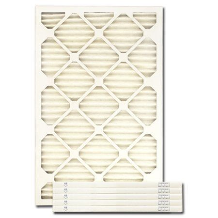 12 X 20 X 1 Merv 13 Pleated Furnace Filter 6 Pack By Koch Filter Corporation 56 10 12 X 20 X 1 Merv 13 Pleated Filter Actu Indoor Air Quality Heating Air Conditioning Furnace Filters