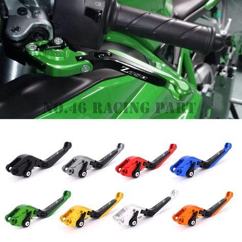 Leviers de freins et d/'embrayage pour motos Kawasaki
