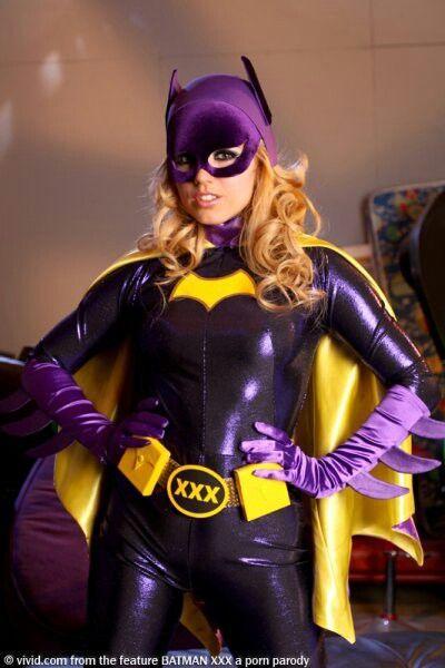 Batgirl Porn Parody