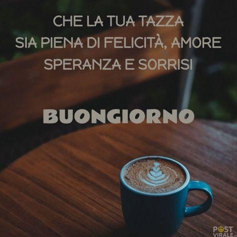 Buongiorno Immagini Nuove Caffè Nuove Acquerello