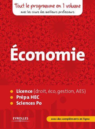 Telecharger Gratuitement Livre Economie Par Www Lfaculte Com Economics Books Economics French Books