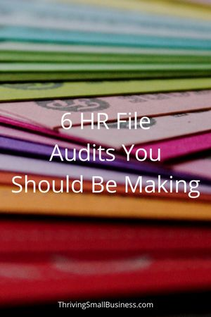 Having a well-defined process to audit the human resource function is imperative in safeguarding the organization from legal liability issues.