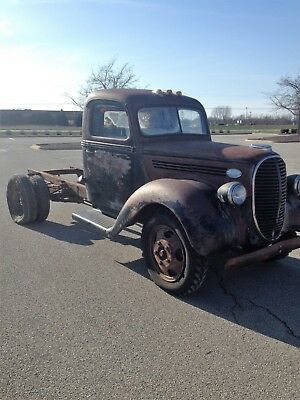 1939 Ford Truck 1 1 2 Ton Old 1930 S Trucks For Sale Vintage