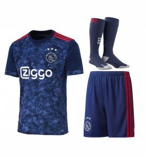 cheap for discount 63e5b 9c08c 2017 Cheap Kit Ajax Away Replica Full Suit [AFC246] | Cheap ...
