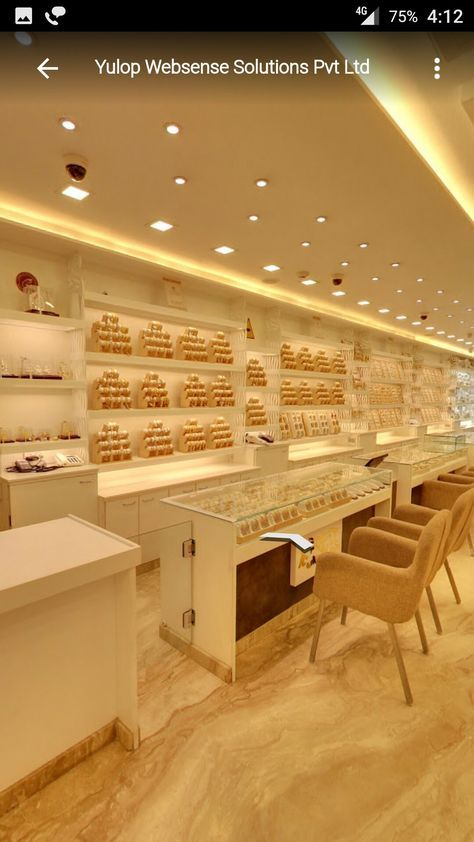 Best Jewerly Shop Interior Design Indian Ideas In 2020 With