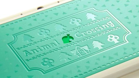 Animal Crossing New 2ds Xl That Comes Bundled With New Leaf Animal Crossing Animal Crossing Pocket Camp Leaf Animals