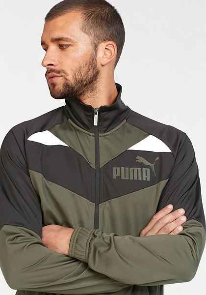 af472cd500 PUMA Trainingsanzug »ICONIC TRICOT SUIT CL« (Set, 2 tlg), 2019 ...
