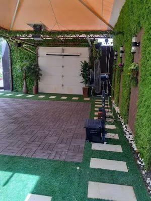 شركة تنسيق حدائق اجمل حديقة منزلية تزيين حدائق يعد تزيين الحديقة المنزلية من اهم متطلباتنا هذه الايام نظرا لقلة اماكن الخر Outdoor Decor Patio Outdoor