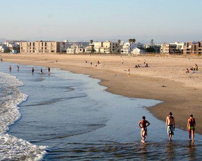 Marina Del Rey Beaches
