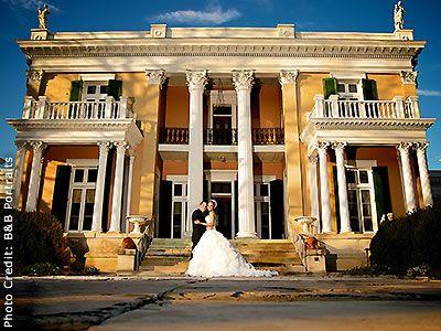 Belmont Mansion Nashville Historic House Museum WEDDINGS
