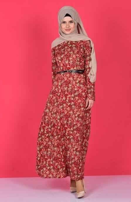 Sefamerve Viskon Tesettur Elbise Modelleri Moda Tesettur Giyim Elbise Modelleri Elbise Moda Stilleri