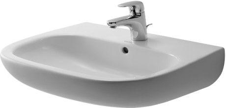 D Code Waschtisch 231060 Duravit Waschbecken Duravit Waschbecken Duravit