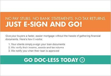 Give Your Clients A Faster And Easier Mortgage Financial Documents Mortgage Jumbo Loans