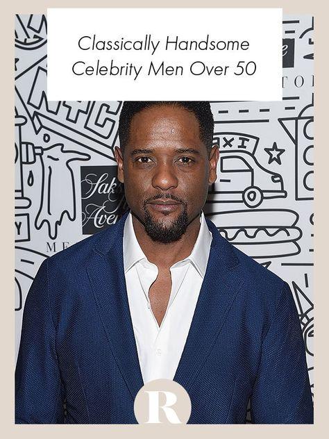 Hollywood's most handsome over 50 men.