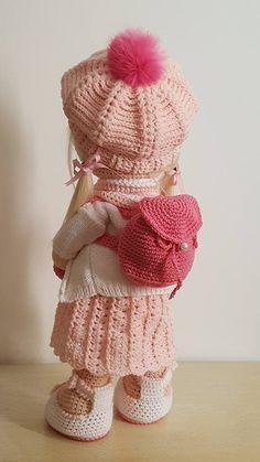 Pin de Ana Helena Garcia Paz em Amigurumi | Bonecas de tricô ... | 419x236