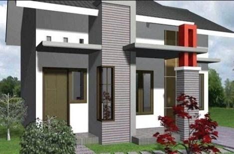 Contoh Warna Rumah Minimalis Modern
