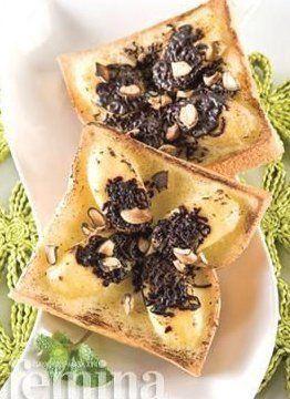 Roti Pisang Cokelat Resep In 2020 Food Food And Drink Recipes