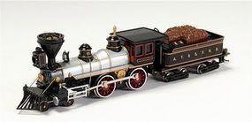 Bachmann Industries 4-4-0 American Steam Locomotive /& Tender