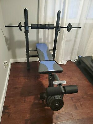 Ad Ebay Pure Fitness Adjustable Weight Bench In 2020 Adjustable Weight Bench Adjustable Weights Weight Benches