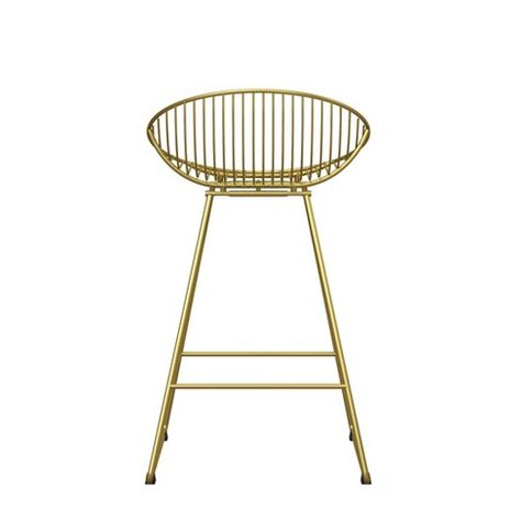 Stupendous Ellis Wire Counter Stool Cosmoliving Target Comedor In Creativecarmelina Interior Chair Design Creativecarmelinacom